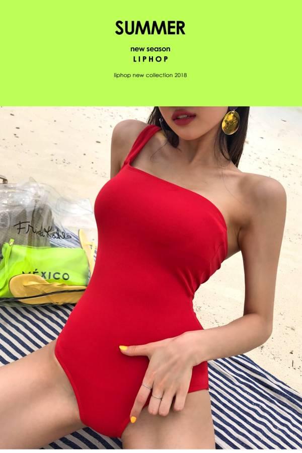 現貨 TABASCO【長腿款】泳衣 比基尼 BIKINI 比基尼,泳衣,泳裝,韓國,正韓,韓國直送,bikini,連身泳衣,monokini