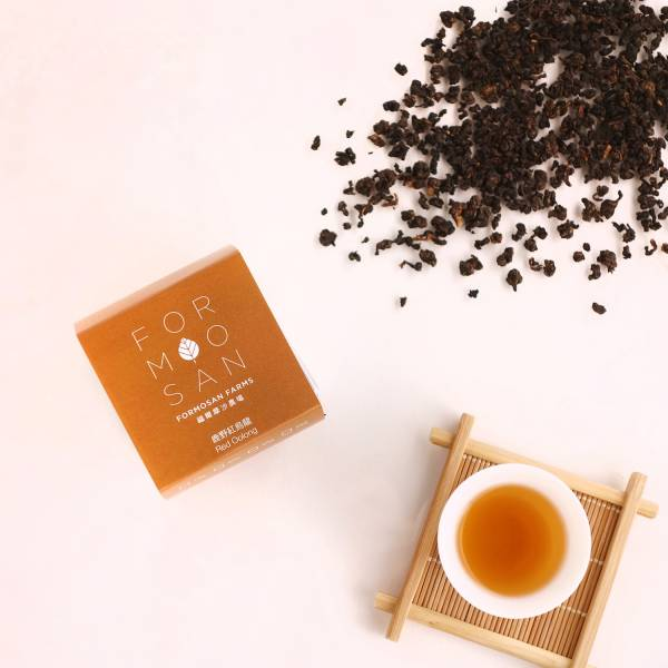 Luyeh Red Oolong|Whole Leaves 50g