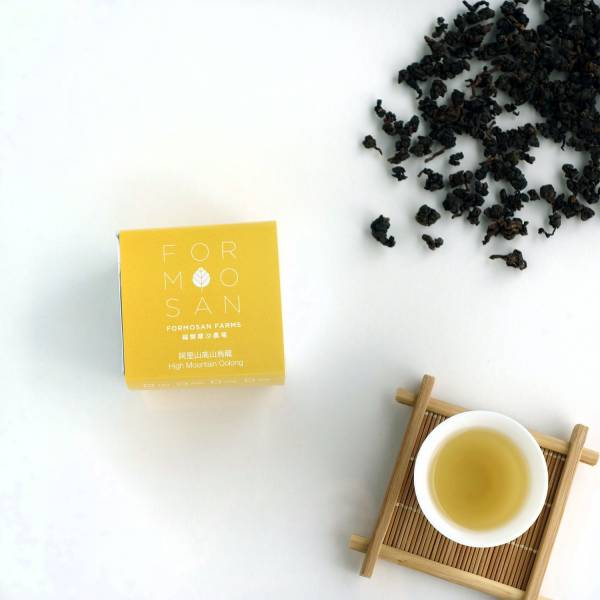 AliShan High Mountain Oolong|Whole Leaves 50g