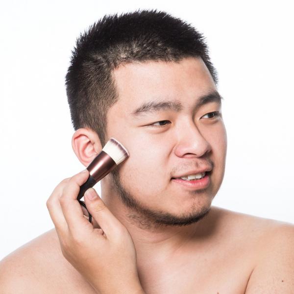 【LYS 林三益】淨顏刷 lsy,林三益,淨顏,刷,brush,crystal black
