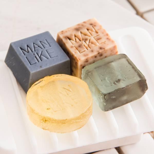 任選4顆249元 - MANLIKE 手工皂 manlike,手工,肥皂,handmade,soap