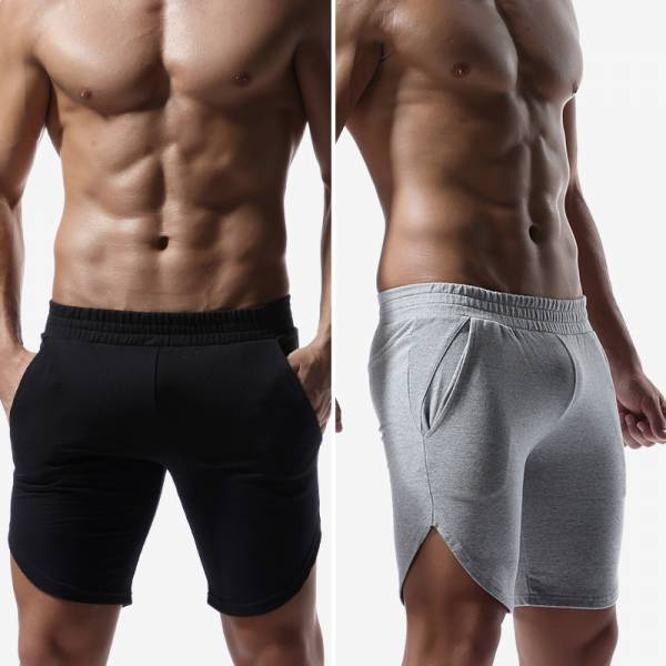 Willmax 膝上修身棉短褲 willmax,膝上,修身,棉,短褲,slim,cotton,short pants