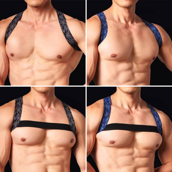 Willmax 迷彩彈力8字型胸帶 willmax,迷彩,彈力,8字型,胸帶,camouflage,elastic,8 word shape,chest straps