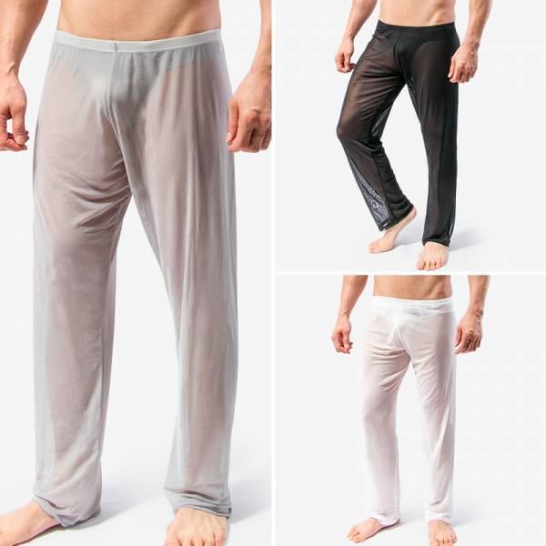*0碼*網紗透明到嫑嫑的居家長褲 HTL36_0 網紗,透明,居家,長褲,mesh,transparent,home type, trousers,htl36