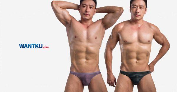 極薄普邊三角褲 男內褲 G30077 (B) 極薄,普邊,三角褲,男內褲,extremely thin,normal side,briefs,underwear,g30077
