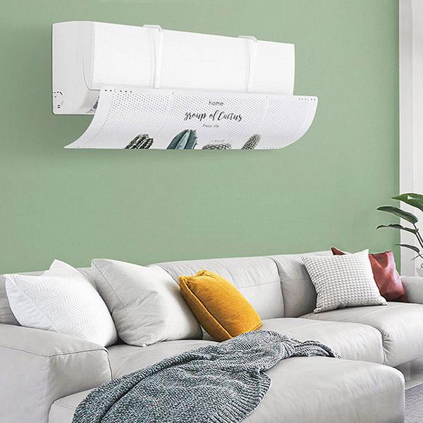 輕鬆掛空調遮風板 PlayByPlay,玩生活,居家,客廳,臥室,空調,冷氣,擋風板,遮風板,檔板,空調周邊,防潮,健康