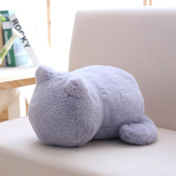貓咪造型抱枕 PlayByPlay,玩生活,居家,客廳,臥室,抱枕,貓,PP棉,無毒無味,填充飽滿,揉抱,清洗,不變形,車縫,柔順親膚,舒適
