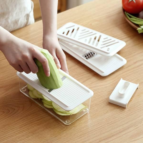多功能切菜器 PlayByPlay,玩生活,多功能,切菜,器,研磨,刨絲,蔬果,機器