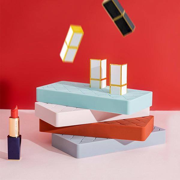 矽膠口紅收納盒 24格 PlayByPlay,玩生活,居家,化妝品,口紅,眉刷,飾品,收納盒,繽紛,時尚,矽膠,無異味,容量大,ABS,穩固,小巧,攜帶方便