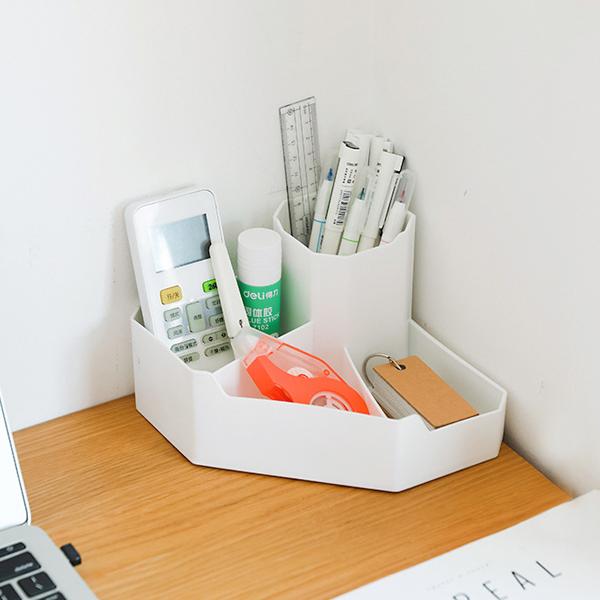 善用角落置物盒 PlayByPlay,玩生活,居家,辦公室,臥室,書房,浴室,桌面,檯面,文具用品,雜物,收納盒,置物盒,分類,整齊
