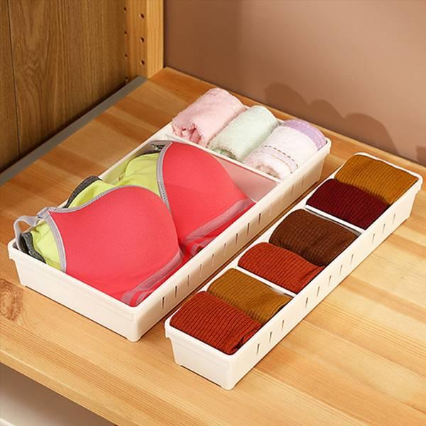 馬格力收納籃 大號 PlayByPlay,玩生活,居家,衣櫥,衣櫃,抽屜,收納,收納盒,隔板,可拆式,衣物,內衣,餐具,用具,乾淨,整齊