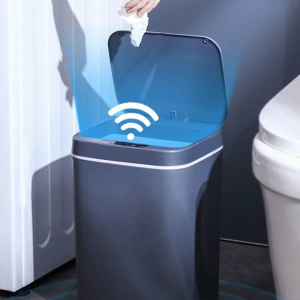 感應式智能垃圾桶 PlayByPlay,玩生活,居家,感應式,智能,垃圾桶,智慧家電,垃圾收納,紅外線感應,震動感應,智能垃圾桶,感應垃圾桶,電動垃圾筒,自動感應,免彎腰,免掀蓋