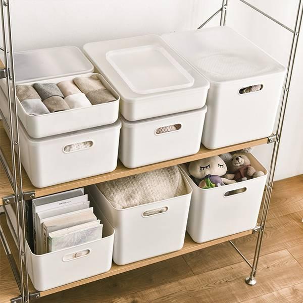 日式帶蓋儲物盒 PlayByPlay,玩生活,居家,收納盒,置物盒,儲物盒,收納箱,置物箱,儲物箱,居家收納,雜物收納,居家儲物,可疊放,省空間
