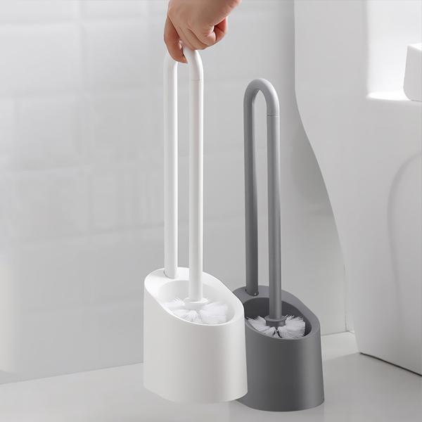 磁吸懸浮馬桶刷 PlayByPlay,玩生活,居家,浴室,廁所,北歐,馬桶刷,磁吸,懸空,收納,提把,清潔,去污,瀝水,透氣,衛生,不漏水