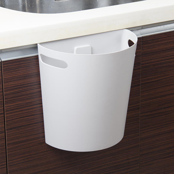 掛立兩用置物桶 PlayByPlay,玩生活,居家,廚房,多用途置物桶,收納桶,垃圾桶,櫥櫃,牆面,吊掛,立放,角落,順手,厚實