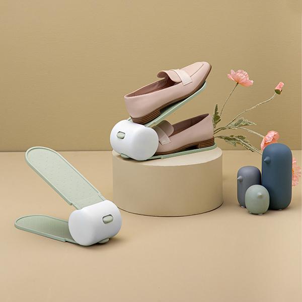 小鳥雙層鞋架 PlayByPlay,玩生活,居家,客廳,玄關,鞋架,可調式鞋架,收納架,置物架,掛架,鞋櫃,雙層收納架,鞋托架,鞋盒,層架