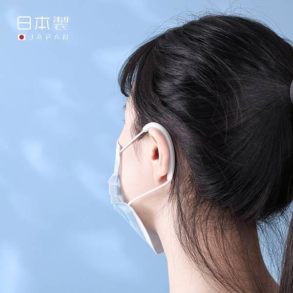 口罩用護耳神器【 9/13► 9/21 】 PlayByPlay,玩生活,外出,口罩,防疫,衛生,醫療用品,口罩護耳器,口罩掛勾,口罩神器,防勒耳,矽膠耳套,口罩減壓套,口罩防護墊