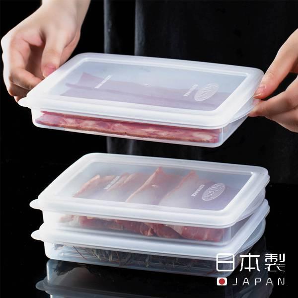 薄切肉冷藏保鮮盒 PlayByPlay,玩生活,居家,餐廚,廚房,烹飪,食材保鮮,食品保鮮,肉品保鮮,冰箱收納,海鮮,保鮮盒,收納盒,儲物盒,密封盒,儲藏,冷藏,冷凍