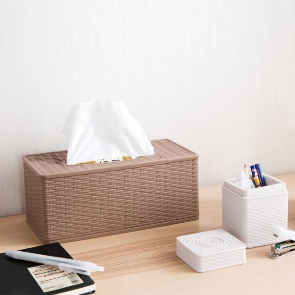 竹編感衛生紙盒 PlayByPlay,玩生活,竹編,紋理,抽取方便,紙巾,可拆卸設計