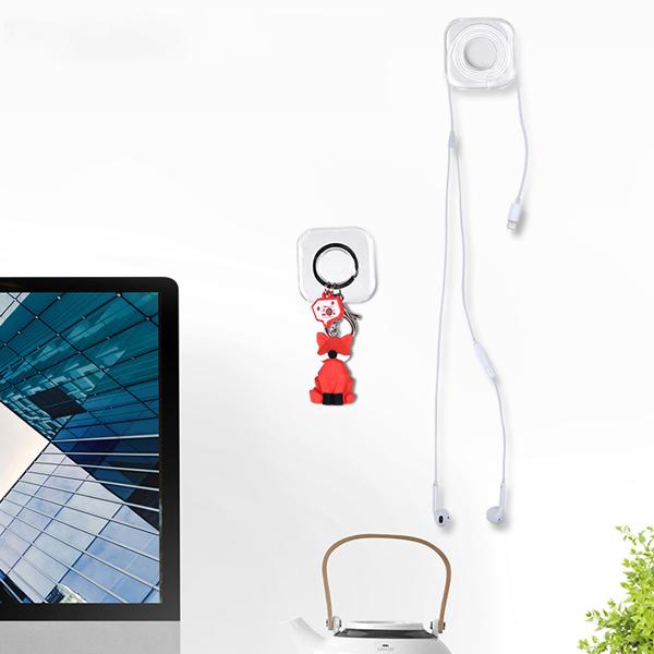 奈米收納魔力貼 PlayByPlay,玩生活,居家,奈米膠,收納,黏貼,吸附,平滑,牆面,鏡面,多場景,車內,順手,居家用品,智慧型手機,耐用,耐高溫,攜帶方便,用途多元