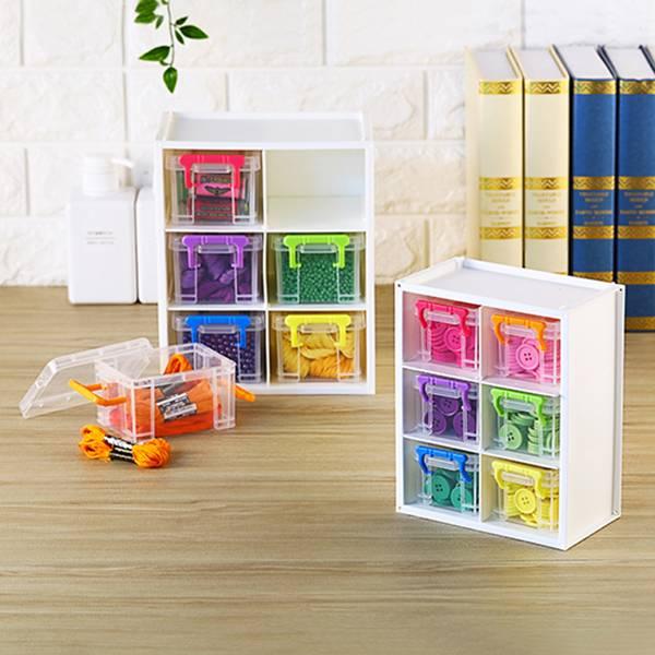 彩虹抽屜盒 PlayByPlay,玩生活,居家,收納,分格,分層,抽屜,雜物