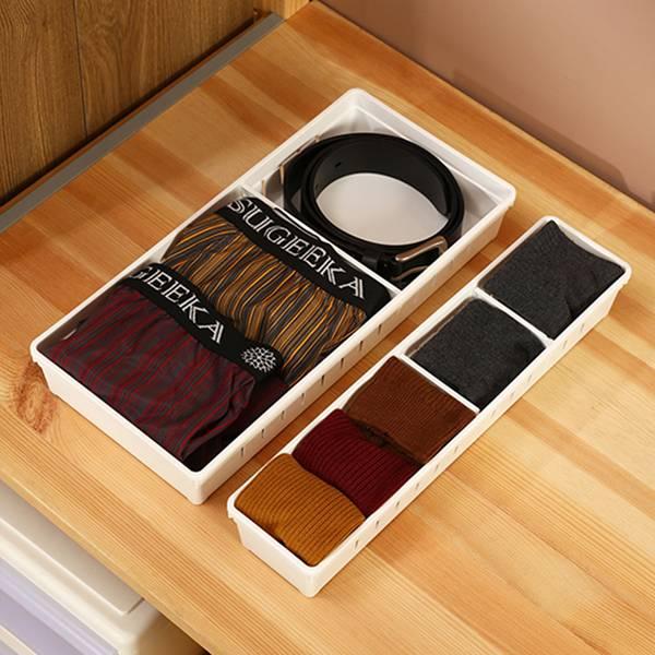 馬格力收納籃 中號 PlayByPlay,玩生活,居家,衣櫥,衣櫃,抽屜,收納,收納盒,隔板,可拆式,衣物,內衣,餐具,用具,乾淨,整齊