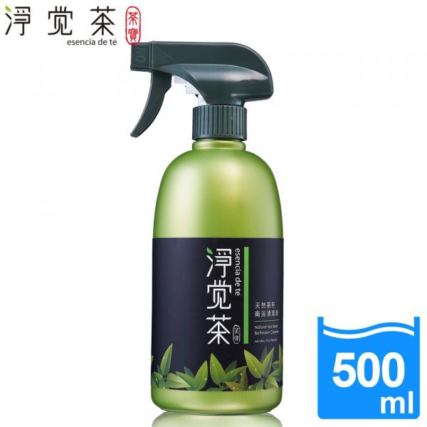 【淨覺茶esencia de té】天然茶籽衛浴清潔液