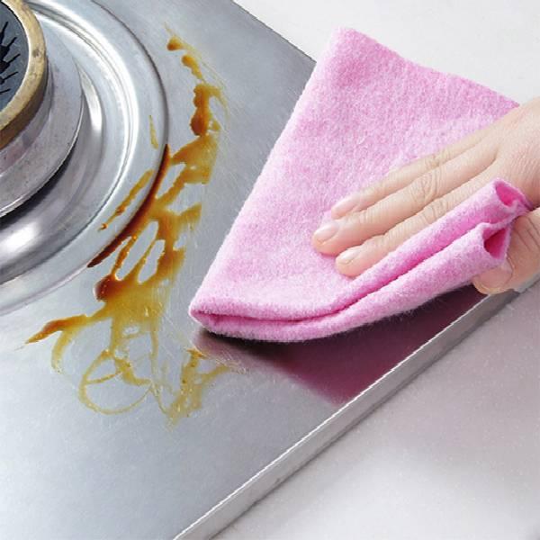 不沾油椰殼抹布 PlayByPlay,玩生活,廚房,居家,抹布,清潔,超吸水