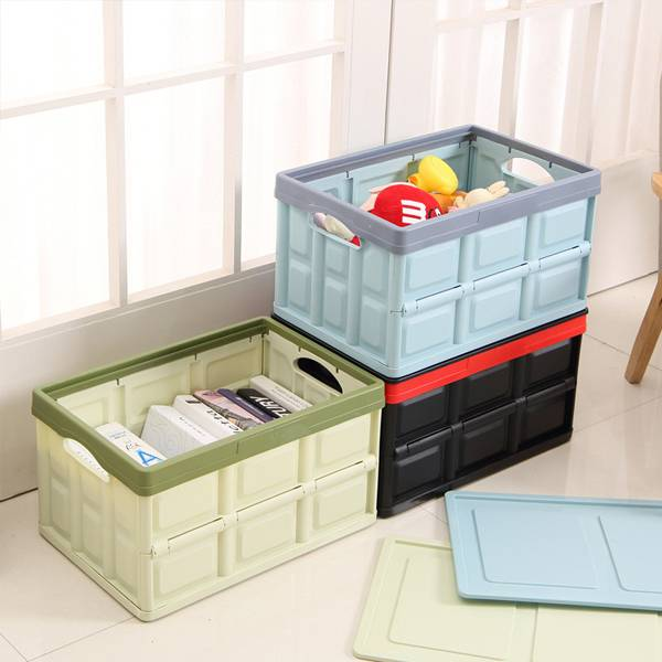 多功能折疊收納箱 PlayByPlay,玩生活,居家,居家收納,車內收納,桌面收納,收納箱,儲物箱,置物箱,可折疊,省空間