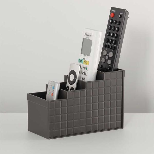 桌面階梯收納盒 直式 PlayByPlay,玩生活,居家,客廳,臥室,收納盒,書桌,遙控器,文具,居家用品,分類,好拿,好找,方便,省時省力