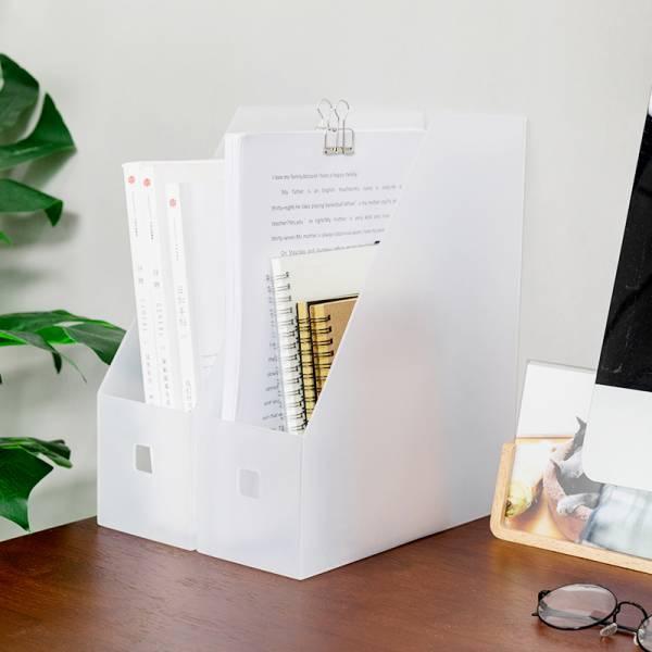 簡約文件盒 PlayByPlay,玩生活,簡約,文件,盒,置物,收納,磨砂,雜物