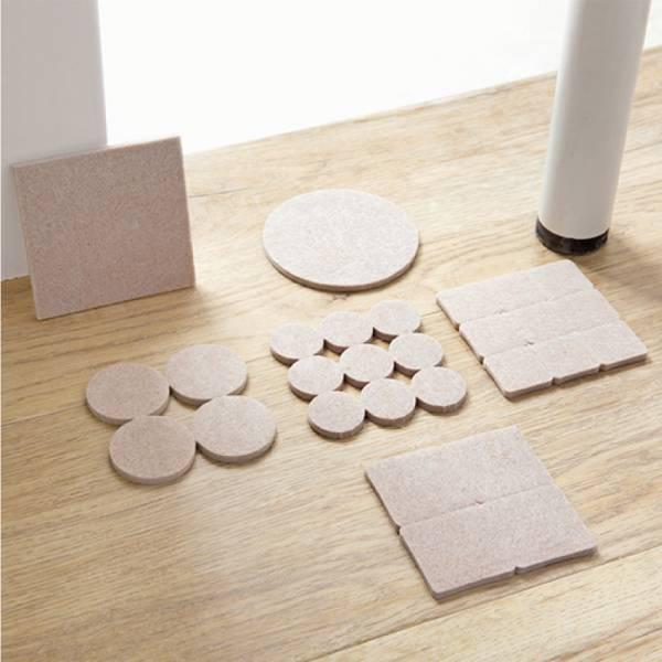 桌腳保護墊 PlayByPlay,玩生活,桌腳,保護,墊,毛氈,防撞,地板,緩衝