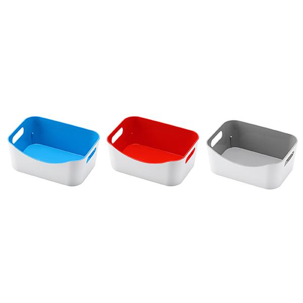 雙色收納籃 PlayByPlay,玩生活,居家,生活,收納盒,收納,雙色