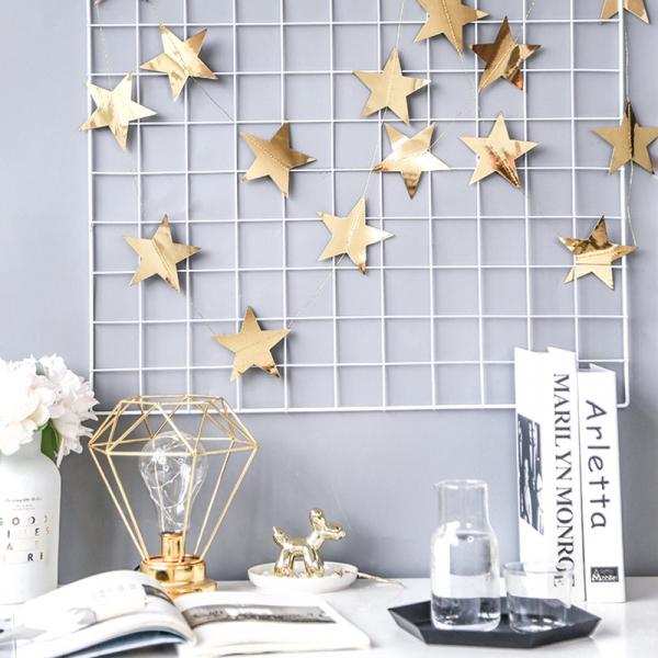 牆面吊掛裝飾星星 星星,房間,裝飾,吊掛,IG,打卡,網美照,room tour
