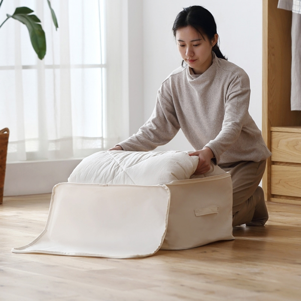 棉被收納袋 PlayByPlay,玩生活,棉被,收納,袋,換季,整理,大