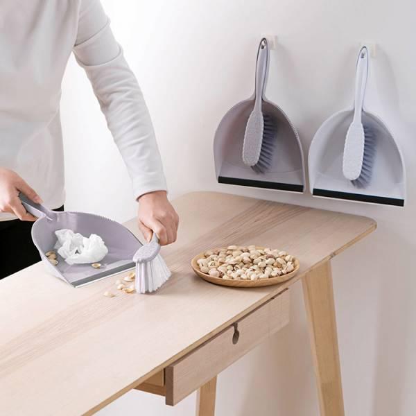 家居萬用小掃帚 PlayByPlay,玩生活,桌面,掃把,畚箕,小巧,方便