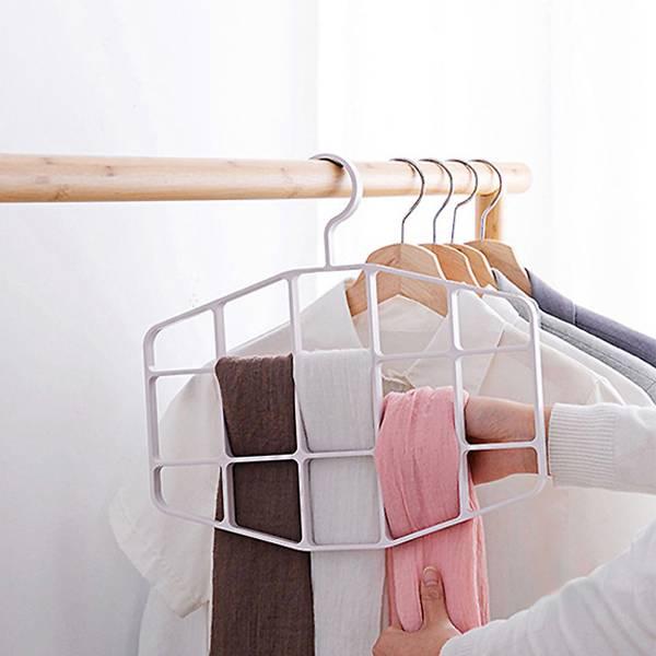 大號圍巾皮帶掛架 PlayByPlay,玩生活,臥室,衣櫥,衣架,掛架,多孔,ABS,一體成型,耐用,耐重,省空間,圍巾,皮帶,領帶,收納