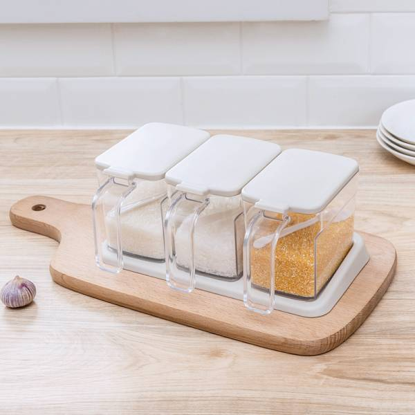 廚房調味收納盒 PlayByPlay,玩生活,廚房,收納,油鹽醬醋茶,調味