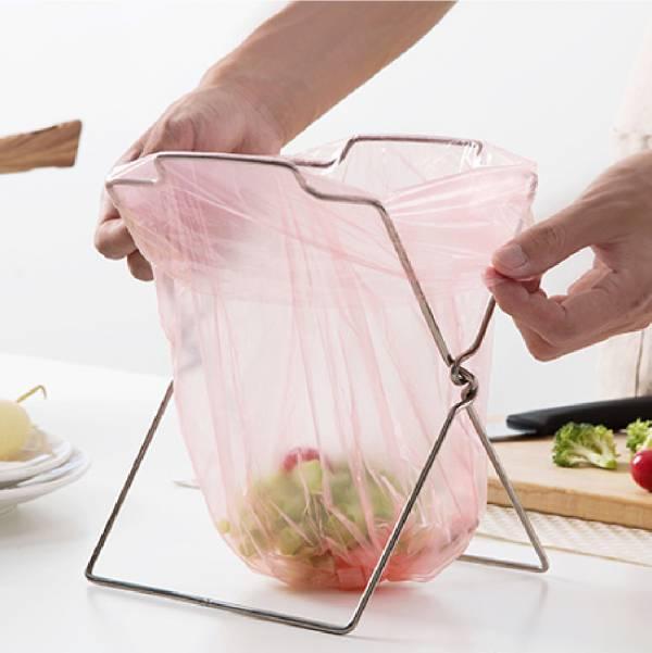 廚房小型垃圾架 PlayByPlay,玩生活,廚房,小型,垃圾架,不鏽鋼,收納,耐用