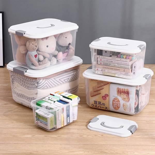 多功能透明收納箱 PlayByPlay,玩生活,居家,客廳,臥室,衣櫥,收納箱,收納盒,儲物盒,置物盒,儲物箱,收納箱,置物箱,衣物收納,玩具收納,棉被收納,書籍收納,雜物收納