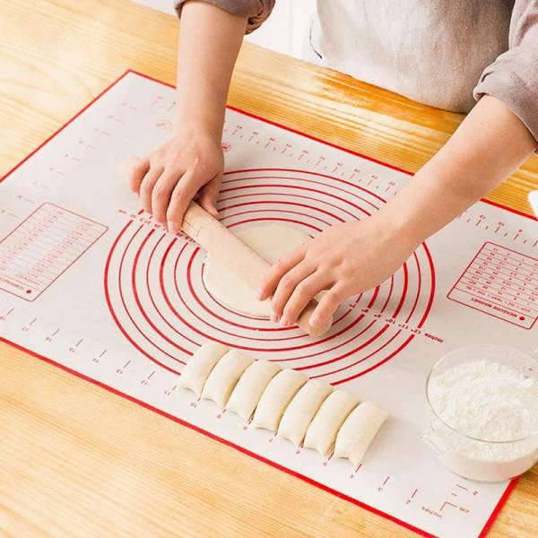 鉑金矽膠揉麵墊 PlayByPlay,玩生活,居家,餐廚,烘培,矽膠,揉麵墊,安全,無毒,衛生,