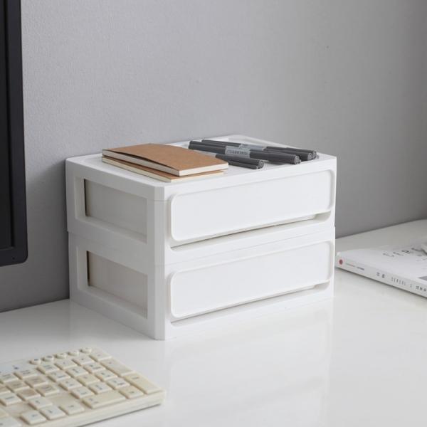 純白抽屜收納盒 PlayByPlay,玩生活,抽屜,純白,收納,文具,雜物,無印,極簡