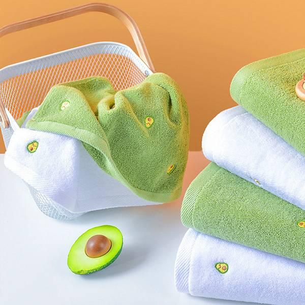 純棉酪梨沐浴巾 PlayByPlay,玩生活,居家,毛巾,浴巾,沐浴巾,純棉,酪梨,牛油果,卡通,酪梨毛巾,速乾浴巾,超吸水浴巾,快乾浴巾,純棉毛巾,超細纖維