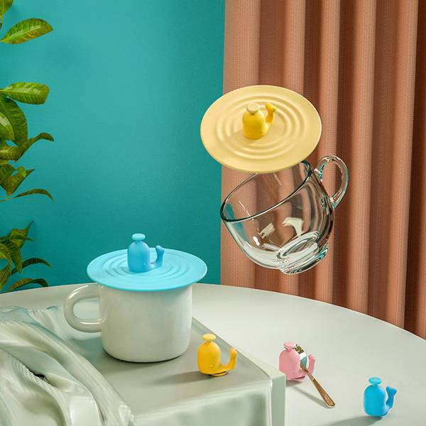小鯨魚矽膠杯蓋 PlayByPlay,玩生活,居家,矽膠,水杯,馬克杯,杯蓋,防塵蓋,容器蓋,保溫蓋,防塵,耐熱,矽膠杯蓋,防漏杯蓋,密封杯蓋,馬克杯蓋