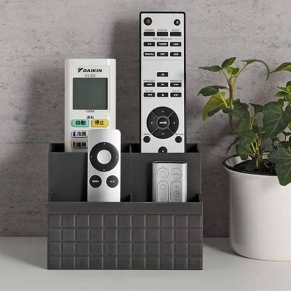 桌面階梯收納盒 橫式 PlayByPlay,玩生活,居家,客廳,臥室,收納盒,書桌,遙控器,文具,居家用品,分類,好拿,好找,方便,省時省力