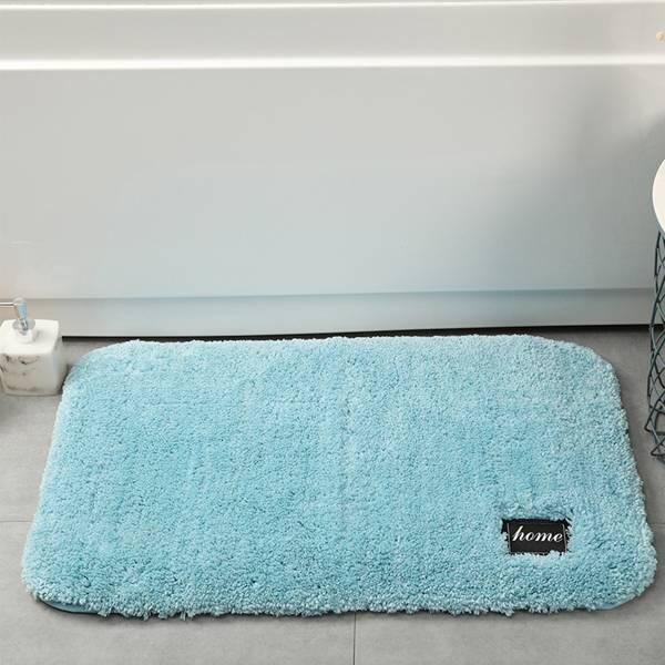毛茸茸特厚吸水地墊 PlayByPlay,玩生活,居家,浴室,廚房,踏墊,地毯,地墊,吸水地墊,吸水墊,腳踏墊,超厚絨毛,瞬間吸水,防滑,混紡