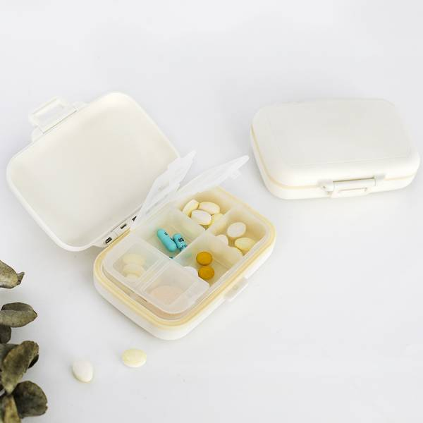便攜旅行藥盒 PlayByPlay,玩生活,隨身,藥盒,外出,旅遊,大容量,卡扣緊實,防水防塵,小巧輕便