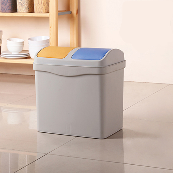 雙色分類垃圾桶 PlayByPlay,玩生活,居家,生活,垃圾桶,分類,雙色