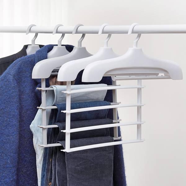 伸縮自如衣褲架 PlayByPlay,玩生活,居家,衣架,晾曬,衣櫃,衣櫥,PP,耐用,耐重,止滑,伸縮,外套,衣服,褲子,內衣,省空間,整齊,方便,靈活