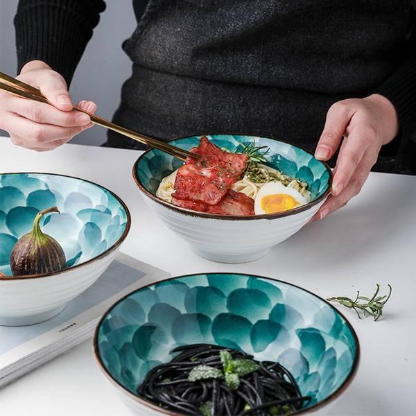 瓷里日式手工碗 PlayByPlay,玩生活,居家,日式,質感,美觀,廚房,餐桌,碗,盤,餐具,烹飪,飲食,陶瓷,窯燒,釉
